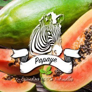 friandises goût papaye chez sucre d'orge