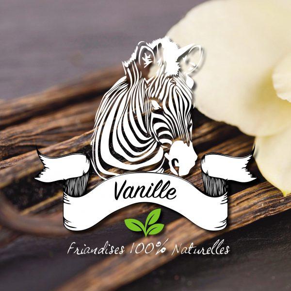 friandise sucre d'orge vanille