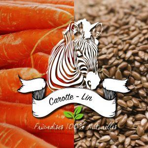 bonbon carotte lin sucre d'orge