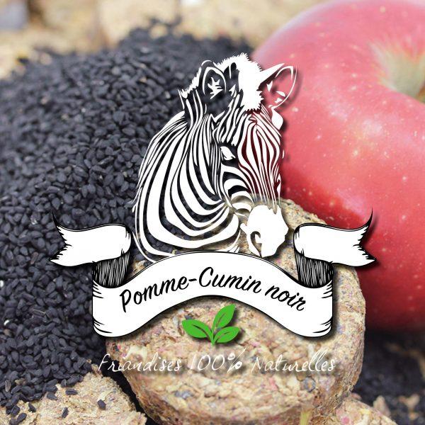 pomme cumin noir chez sucre d'orge