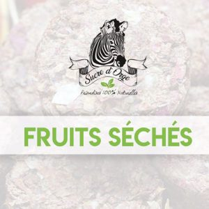 Fruits séchés Sucre d'Orge