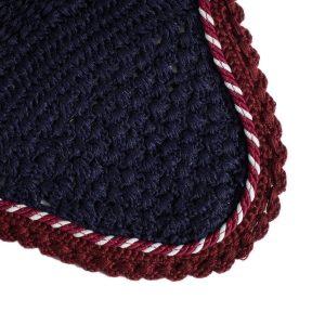bonnet marine bordeaux mix